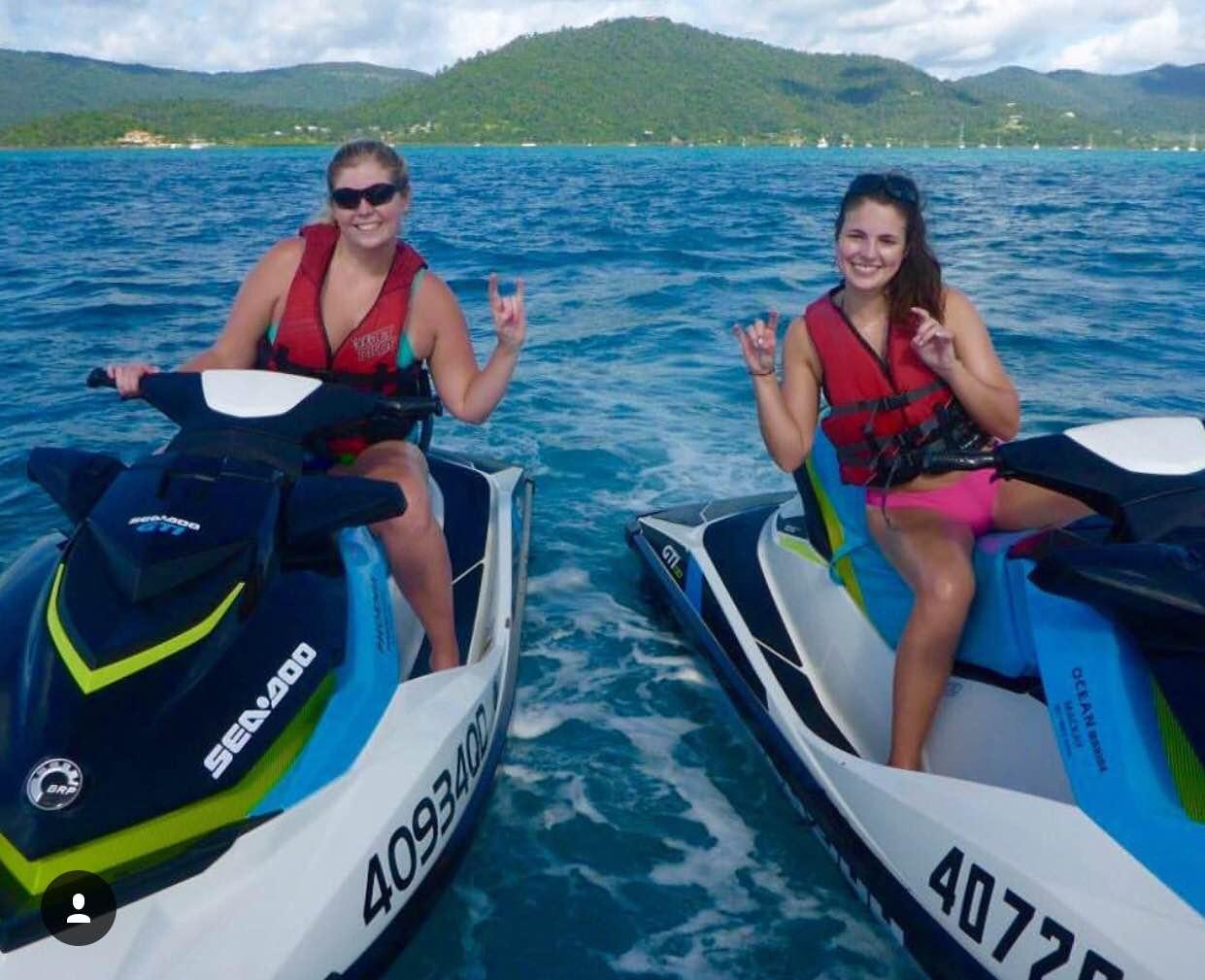 Australia Bond- Bailey Eames, Corey Conroy in Whitsunday Islands