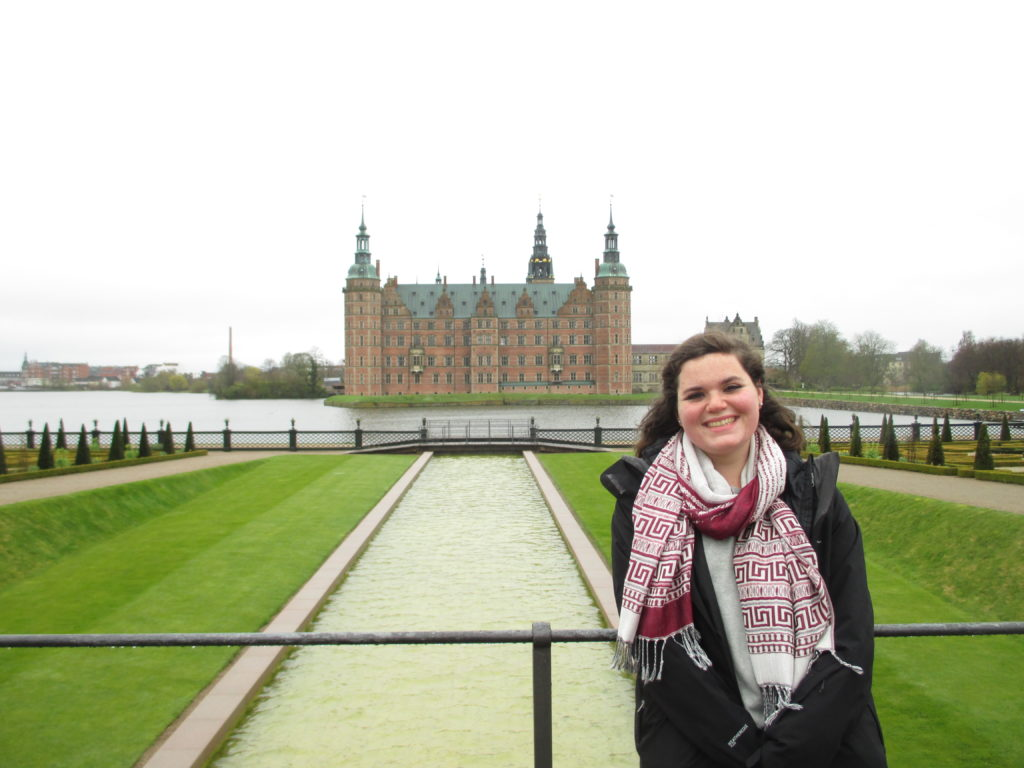Austria Salzburg-Haley Meissen; Frederiksborg Garden in Copenhagen, Denmark-large 17th century castle full of paintings (literally, they covered every wall)