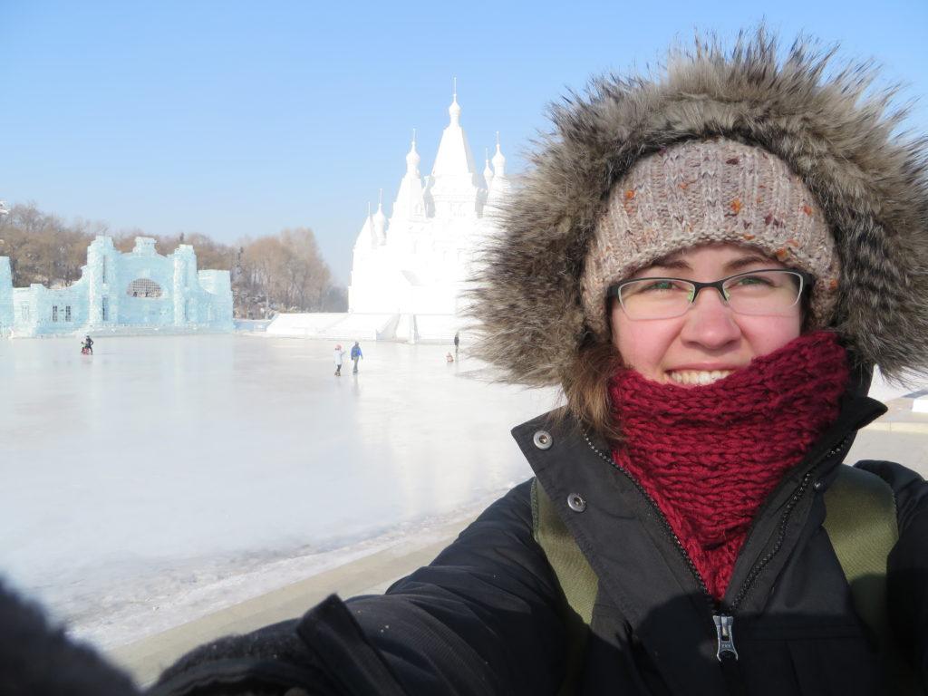 China ISEP- Stephanie Gruetze visiting Harbin