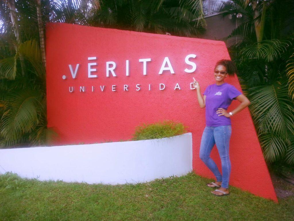 Costa Rica Veritas- Amber Draper