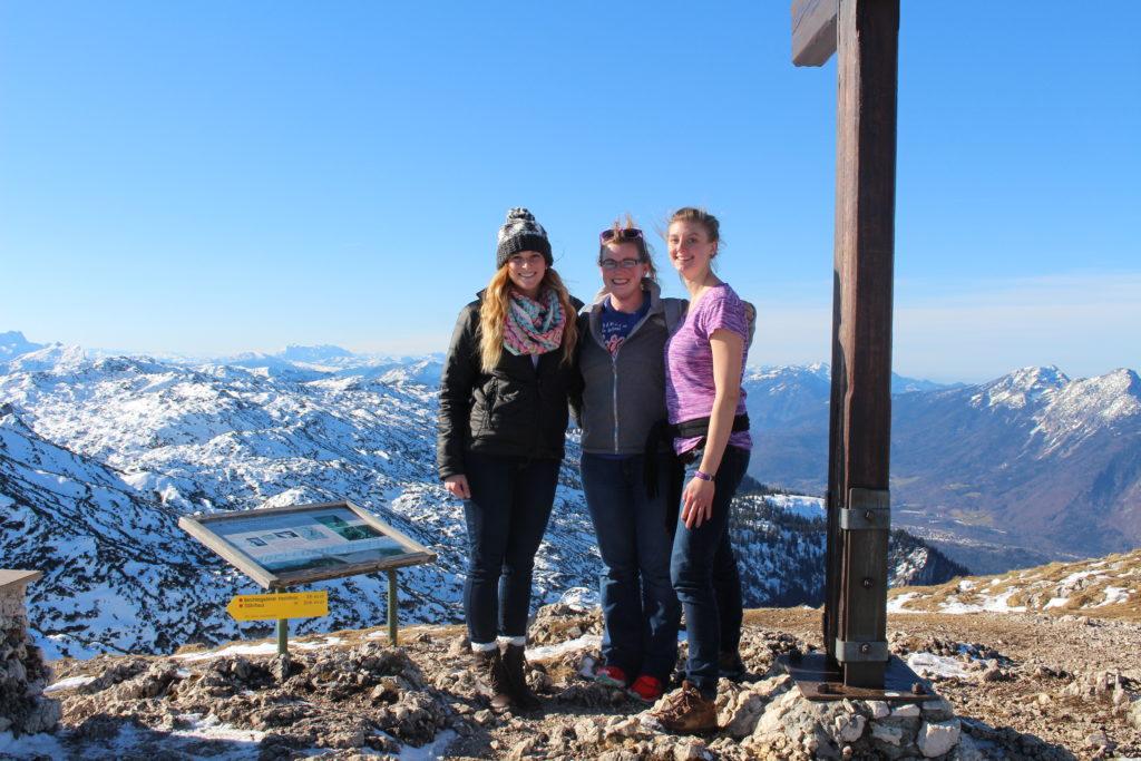 Germany DOODs- Abby Hempen, Amanda Odle, Victoria Halfmann
