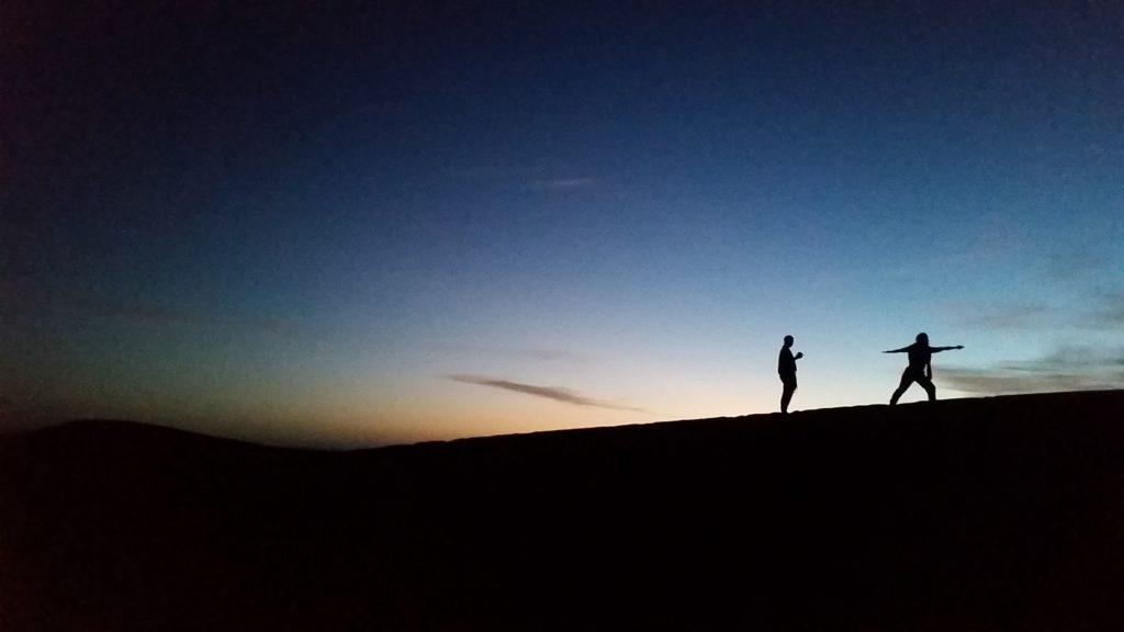 Morocco- Brandon Crane; Sahara Desert near Merzouga