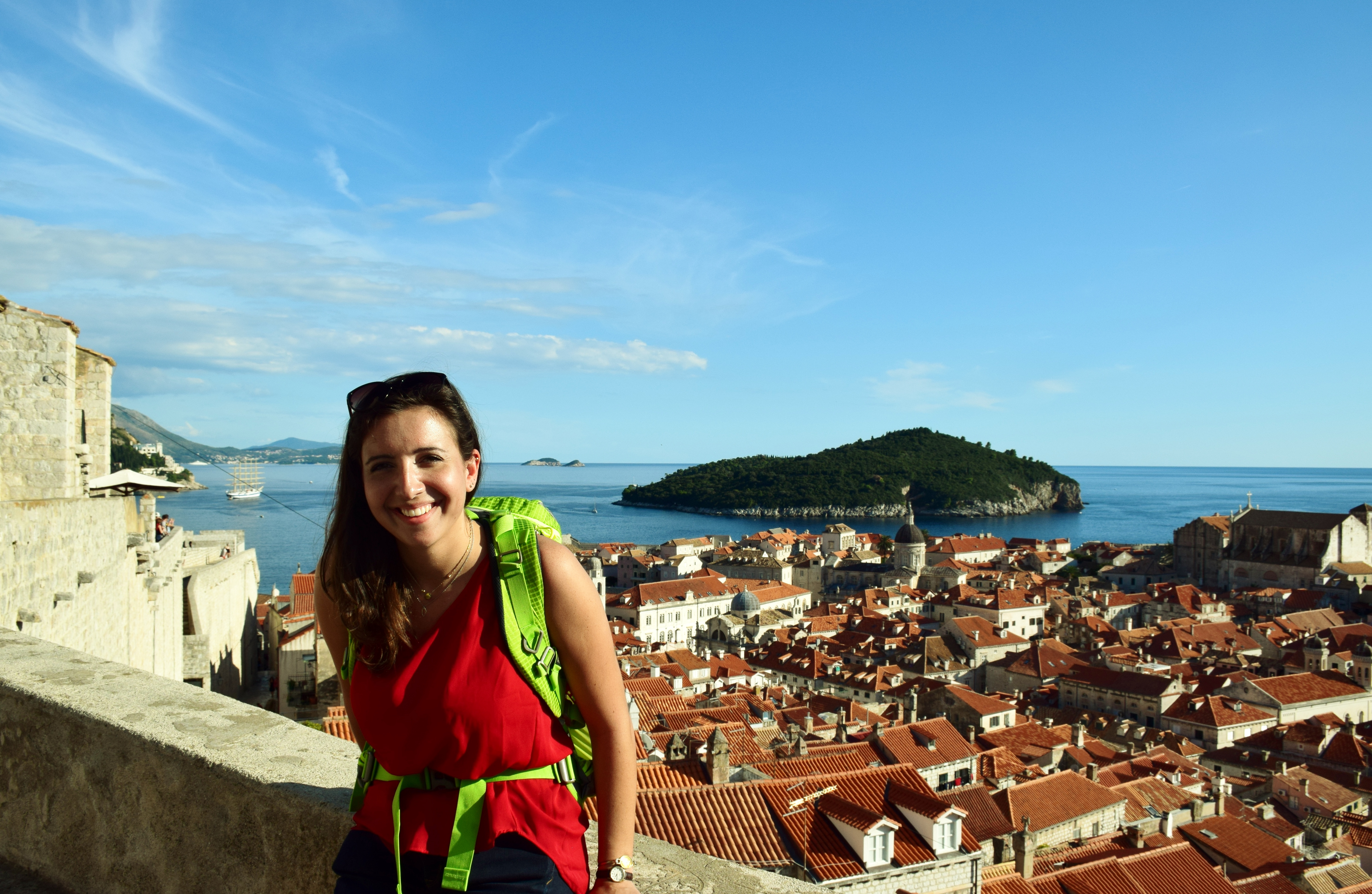 Semester at Sea- Maureen Puccetti; Dubrovnik, Croatia