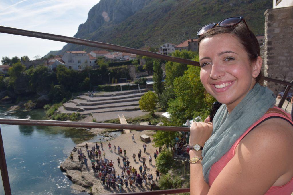 Semester at Sea- Maureen Puccetti; Bosnia & Herzegovina