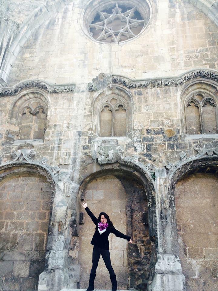 Spain Burgos- Keilah Sullivan; Iglesia San Lesmes