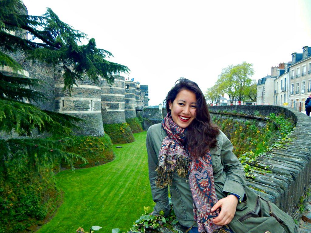 Spain Burgos- Keilah Sullivan in France Angers