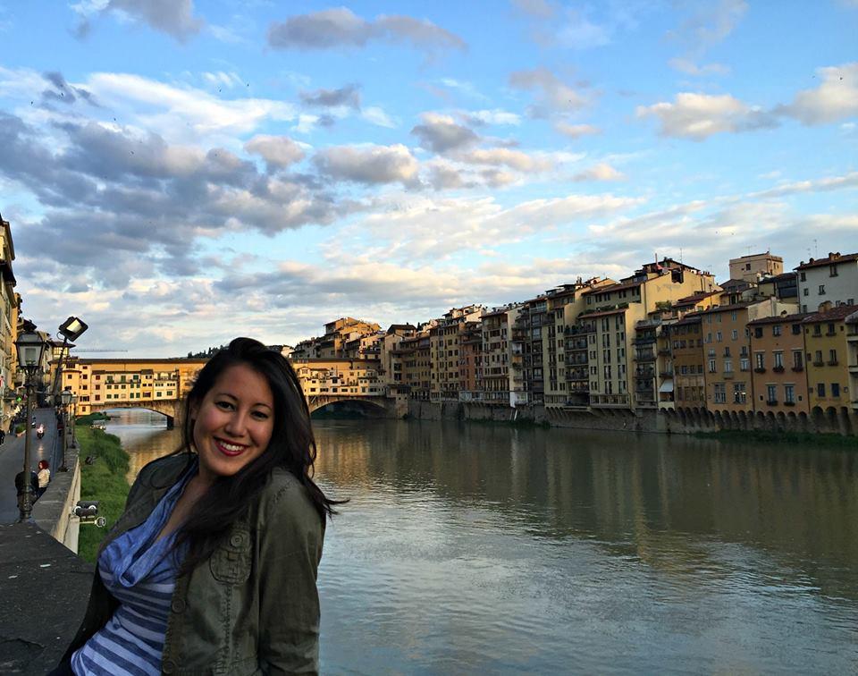 Spain Burgos- Keilah Sullivan in Italy Florence